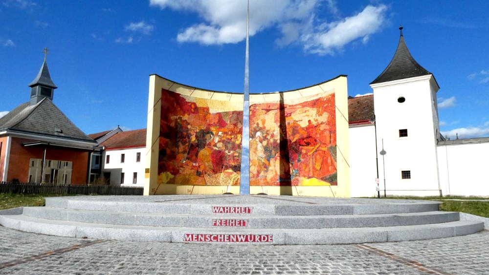 Wiener Wallfahrerweg in Heiligenkreuz