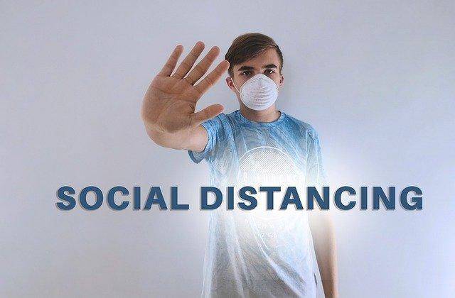 Social Distancing am Wiener Wallfahrerweg